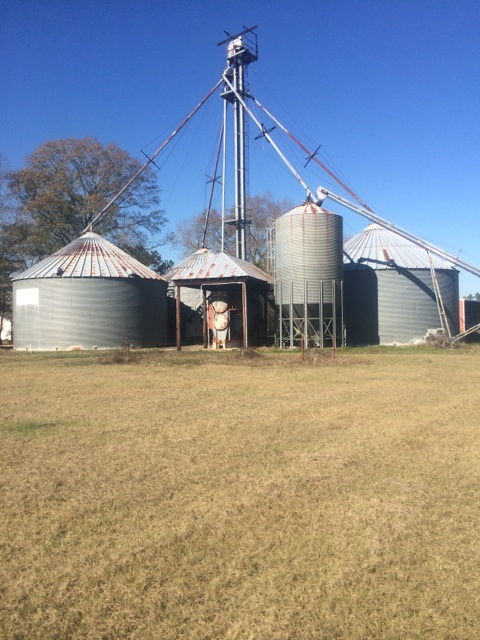 Used One Ring Grain Bins